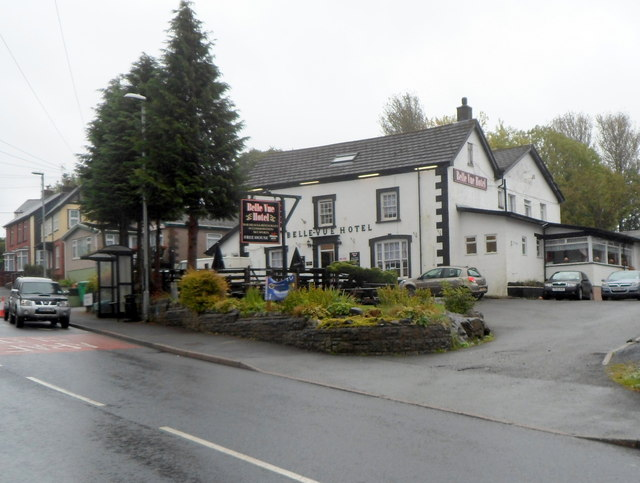 Belle Vue Hotel, Llanwrtyd Wells