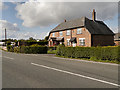 SJ8781 : Cottages on Lees Lane by David Dixon