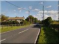 SJ8880 : Newton Chapel, Wilmslow Road by David Dixon