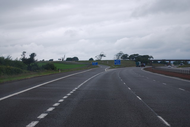 A74(M), Junction 18