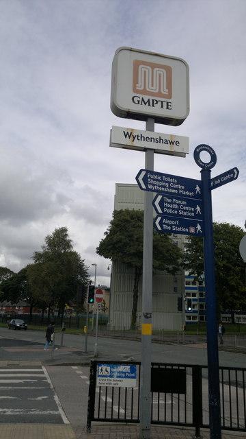 Wythenshawe Bus Station