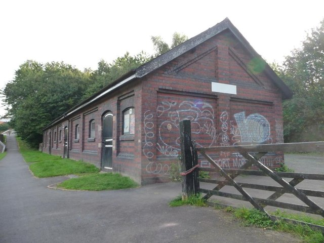 Former canal stables, Dudley canal