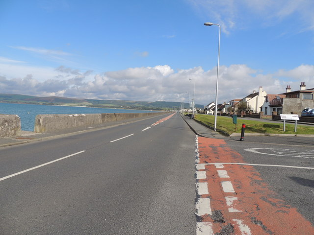 Lochryan Coastal Path (A77)