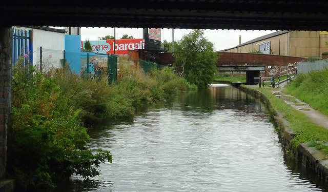 Birmingham and Fazeley Canal near Birches Green , Birmingham