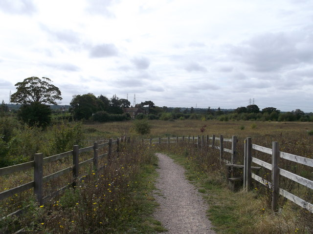 Track to Church Road