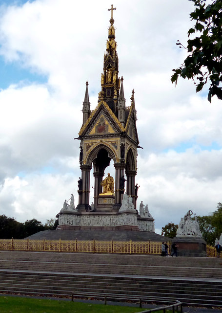 Kemsington:  The Albert Memorial