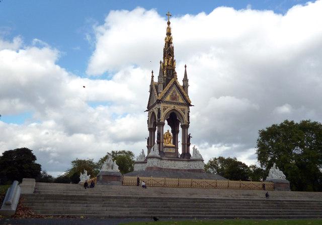 Kensington:  Albert Memorial