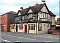 SO8555 : Bridge Inn (1), Lowesmoor Terrace, Worcester by P L Chadwick