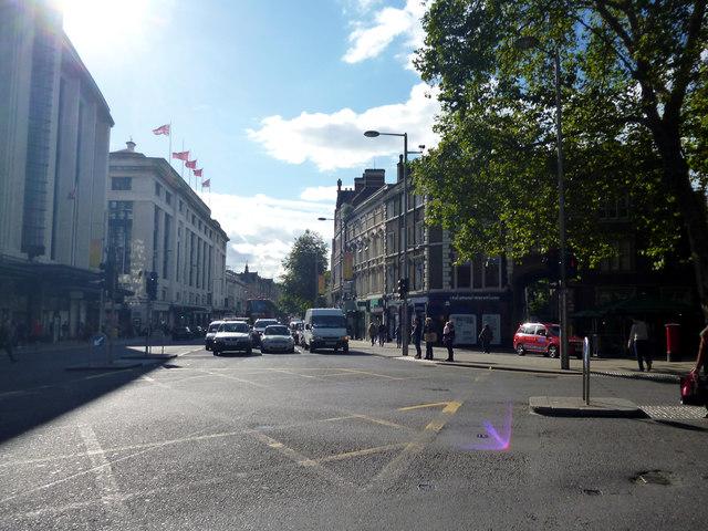 Kensington:  High Street