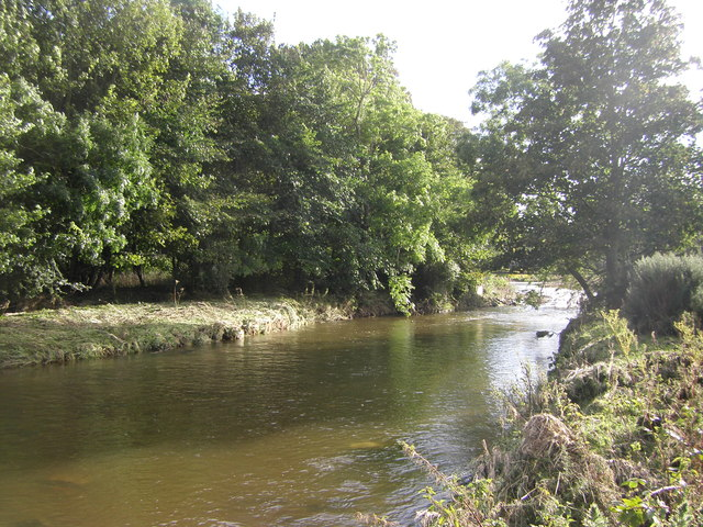 Bowmont Water near Heyhope