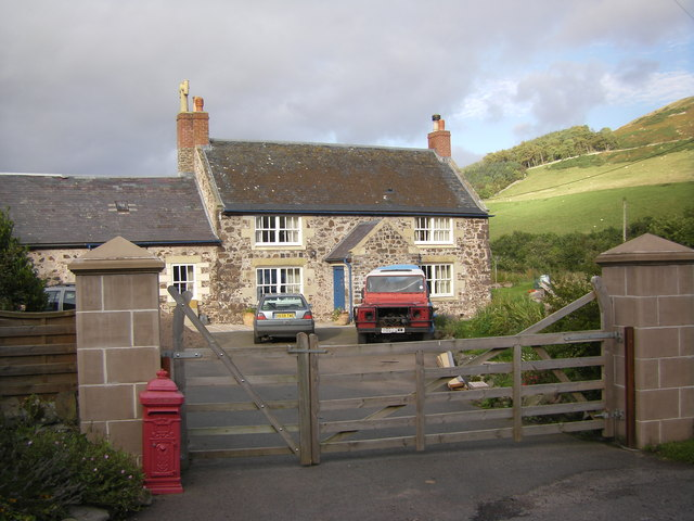 Farmhouse at Duncanhaugh
