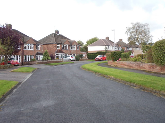 Meadow Way - The Mount