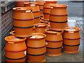 SP9067 : Modern beer barrel's : Week 40