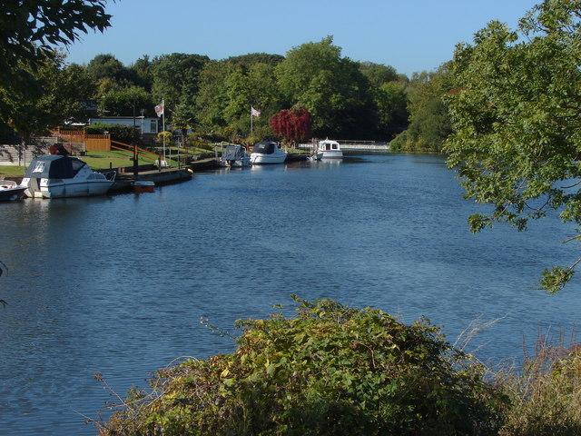 The Thames, Penton Hook