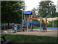 TA2069 : Children's playgound, Sewerby Hall  by JThomas