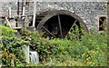 J3751 : Water wheel, Ballynahinch by Albert Bridge