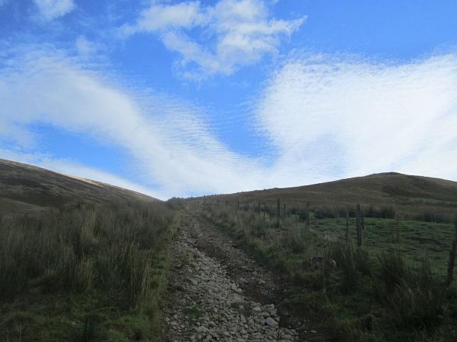 Track, Linghope Burn