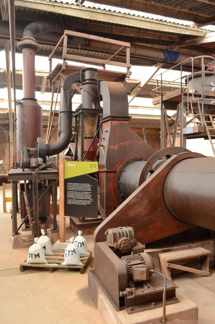 Geevor Mine - Mill