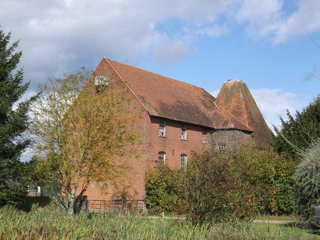 Oast House, Moat Farm