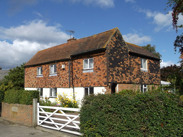 Junkins Cottage, Benover