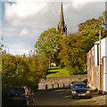 SJ9273 : The Parish Church of St Paul, Macclesfield by David Dixon