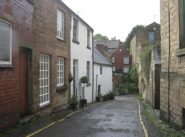 Hammonds Court, Wirksworth, Derbyshire