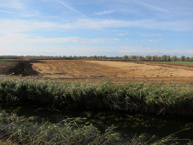 Ouse Fen gravel extraction
