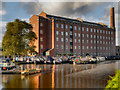 SJ9273 : Hovis Mill, Macclesfield Canal by David Dixon