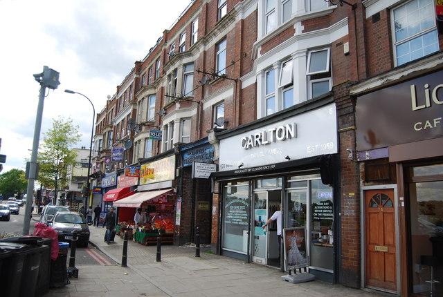 Shops, Catford Rd