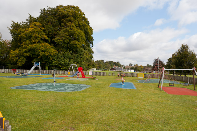 Children's playground, Recreation ground, Lovedon Lane