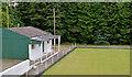 J3651 : Bowling green, Ballynahinch by Albert Bridge