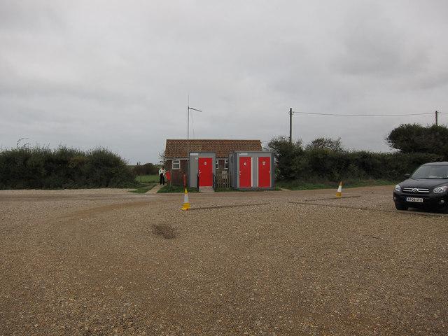 Morston car park