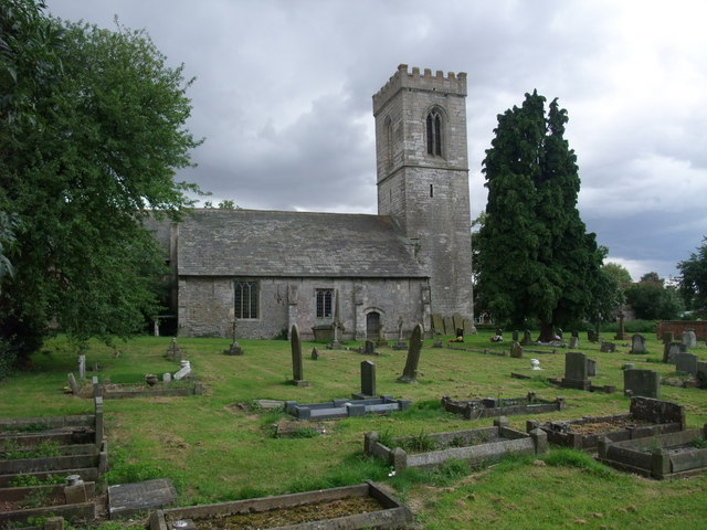 Church of All Saints, Rampton