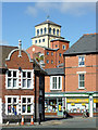 SO9198 : The corner of Pitt Street, Wolverhampton by Roger  Kidd