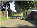 SP0813 : Entrance to Stowell Park by Stuart Logan