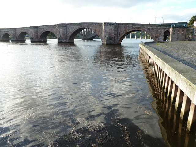 The Old Bridge, Berwick