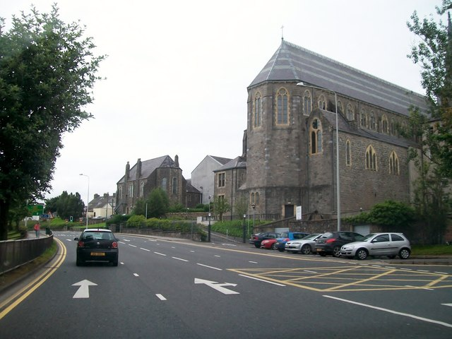 St Michael's Catholic Church, Enniskillen