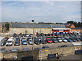 TL4657 : Cambridge station car park by Hugh Venables