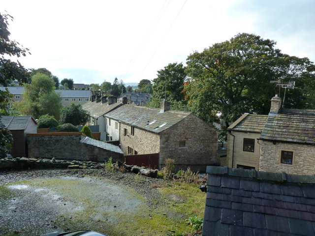 Rooftops of, Foulridge