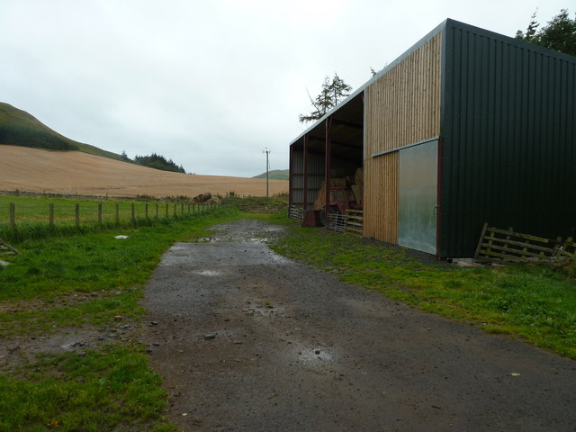 Barn at Hayhope