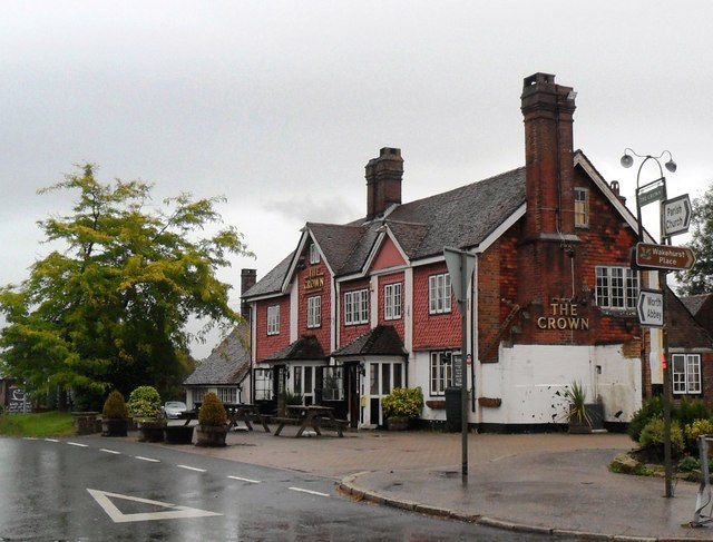 The Crown public house, Turner's Hill