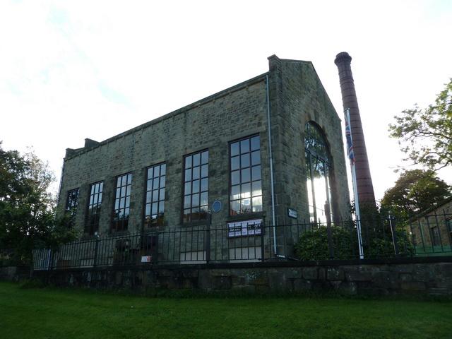 Bancroft Steam Museum, Barnoldswick