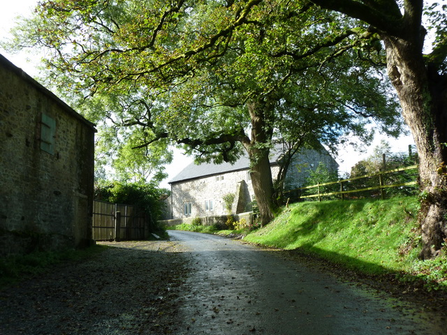 Green Lane at Horton Green
