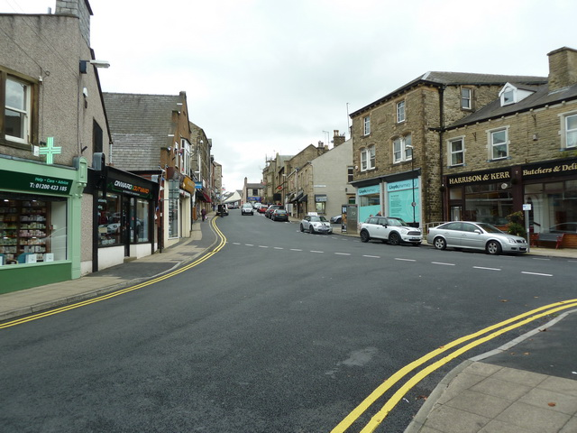 King Street, Clitheroe
