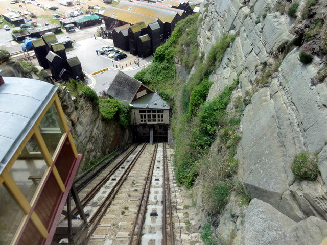 Hastings, East Hill Cliff Railway