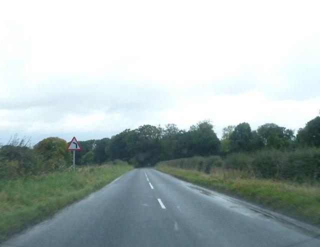 B6352 near Blakelaw
