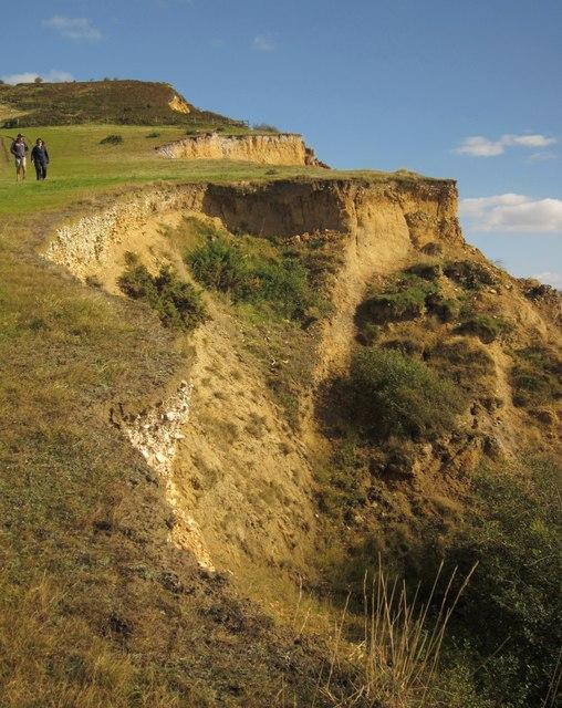 Kitwells Cliff