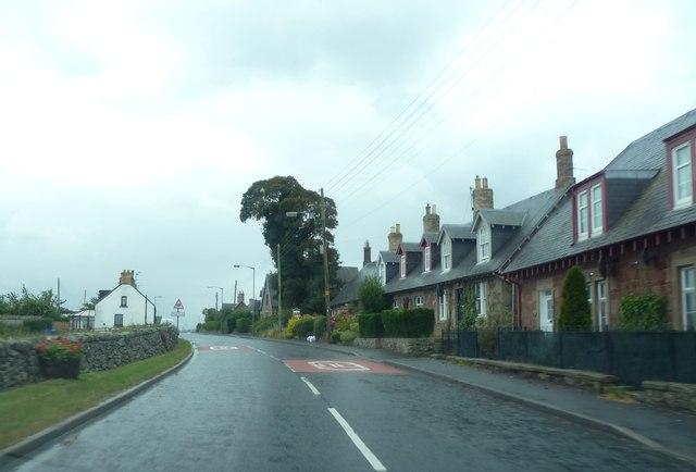 Main Street, Heiton