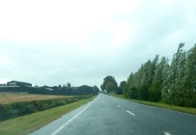 A698 near Crailing