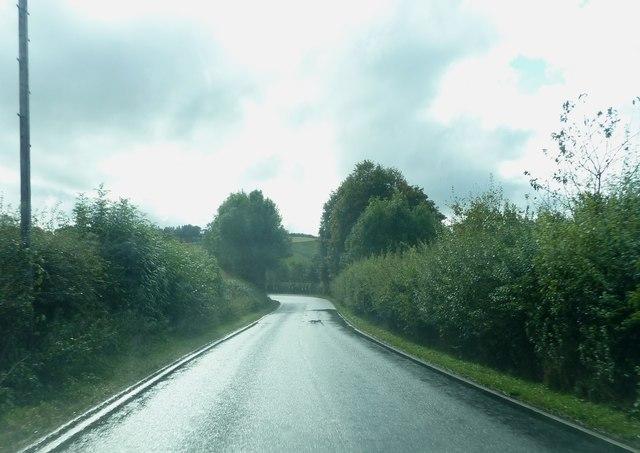 A698 near Trow Knowes